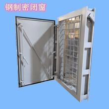 赤峰特種鋼制三層密閉窗訂購圖片