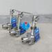 生产不锈钢低温球阀DQ11F-16P低温内螺纹球阀-上海怡凌低温阀门