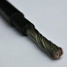 上海中柔光伏电缆PVF-4平方太阳能光伏发电专用双绝缘光伏电缆