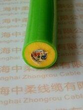 聚醚型聚氨酯發泡護套防抗拉防海水臍帶電纜漂浮電纜圖片