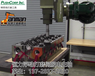 工业机器臂恒力主轴去焊疤AFD浮动主轴