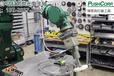 工業機器人恒力電動刀頭去毛刺PushCorp.AFD1200浮動主軸
