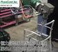 工业机器手柔性伺服主轴去焊缝博思高AFD去毛刺恒力主轴