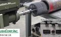 工业机器臂切割电主轴修披锋PushCorp.AFD1200机器人打磨