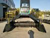2600型有機肥翻堆機價格全液壓翻拋機廠家