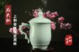 汝州原产地汝窑茶具批发订制——欣辉汝瓷