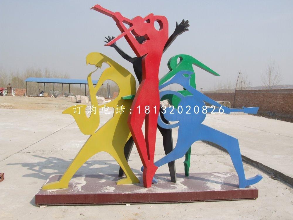 抽象人物雕塑报价 厂家
