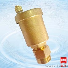 进口快速排气阀暖气管道自动排气阀自动排气阀厂家图片