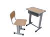 升降双人课桌椅学生钢木课桌椅