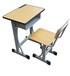 舒誉钢木课桌椅学生升降课桌供应优质课桌椅