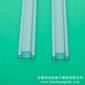 专业定做大功率LED包装管,广东连创LED料管,PVC包装管厂家