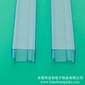 广东连接器料管厂家不易卡料高透明度PVC包装管厂家专业定做