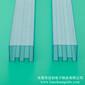 供应高坚韧度连接器吸塑管性价比高连接器用包装管可来样定做