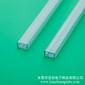 商家供应FPC插座料管广东连创FPC排针排母封装管PVC包装管