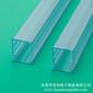 苏州塑料fpc包装管连创连接器包装管防静电透明包装管