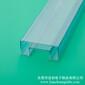 可重复使用ic包装管高坚韧度慈溪塑料三极管包装管