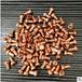 廠家直銷紫銅半空心鉚釘平頭實心銷釘黃銅空心鉚釘