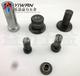 機械配件鉚釘鋁實心平頭鉚釘各種規格鋁(半空心,實心)鉚釘