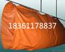 厂家直销阻燃PVC材质正负压导风筒