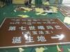宝鸡公路指示牌道路行驶标志牌宝鸡旅游指路牌警示牌F杆加工直销