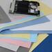 导热绝缘材料XK-F15使用超高填充陶瓷粉体和30um超薄玻璃纤维复合材料导热绝缘材片