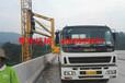 湖北24米吊篮式桥检车出租武汉长江公路大桥加固
