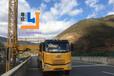 宁夏桥梁检测车出租银川贺兰桥梁安装护栏