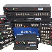 供应视频+数据+开关量+电话光端机