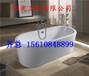 厂家直销的酒店专用的独立铸铁浴缸SW-1013B