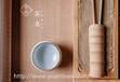 重庆6月茶博会,原来网名家茶具展示