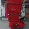青储玉米秸秆回收机二次粉碎收集机稻草粉碎机回收机