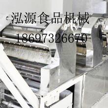 350型低温悬挂挂面生产线分项报价挂面生产设备厂家直供