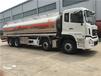 重庆东风天龙前四后八油罐车价格