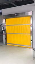 塘厦地下车库快速堆积门PVC快速提升门品质制造,行家首选