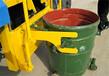挂桶垃圾车的垃圾桶批发价格-程力垃圾桶的材质及配套车型