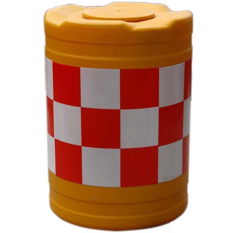 供应驻马店防撞桶、水马、隔离墩厂家直销