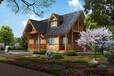 河北石家庄享景木屋别墅公司提供木屋图纸设计生产休闲度假木屋根
