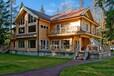 河北石家庄享景木屋别墅公司专业从事私人木质别墅、景区度假木屋移动木屋房车设计生产