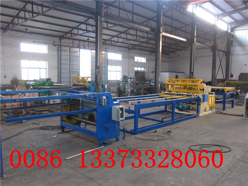 全自动网片机子护栏网生产设备排焊机焊网机织网机生产线丝网机械厂家