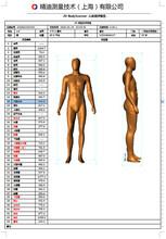 JD-BodyScanner人体立体测量扫描仪供应贵州人体扫描仪价格贵州贵阳人体测量仪器厂家贵阳量体裁衣仪器