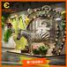 供应商场园林景观装饰与景观动物造型雕塑定制制作