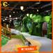 商业美陈橱窗游乐场景区景观设计装饰道具制作