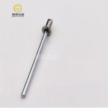 開口型沉頭抽芯鉚釘半不銹鋼GB12617沉頭半不銹鋼拉釘