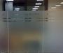 供应昆明办公室浴室磨砂膜玻璃贴膜