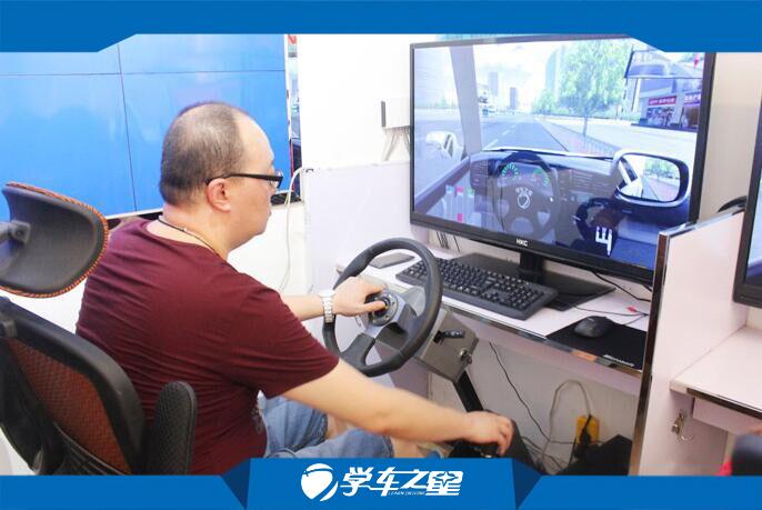 加盟三四万的项目是汽车智能驾驶训练机