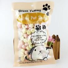 河北金衣包装定制供应宠物零食彩印阴阳复合包装袋