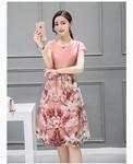 女装批发便宜几元新款夏装套装批发工厂直销服装批发图片
