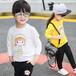 網上秋冬童裝批發廠家直銷韓版服裝便宜好賣中低端服裝批發市場