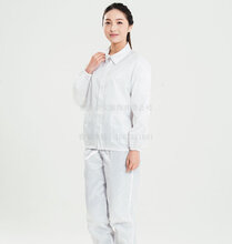 廠家直銷濱州食品廠用美安世家防靜電服無塵服圖片