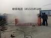 天津建筑工地扬尘污染的治理方案乐洁LJ-55洗轮机
